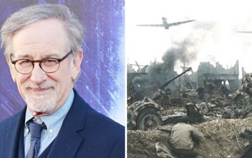 Steven Spielberg is developing a new WWII film about fighter pilots against the Nazis