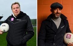 Harry Redknapp and Gianluca Vialli will be managing club GAA teams in a new TV show