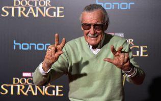 Legendary comic book writer Stan Lee has died