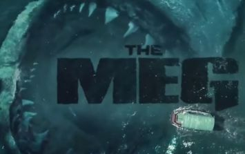 #TRAILERCHEST - The Meg has landed and it's going to be the greatest film in the history of film