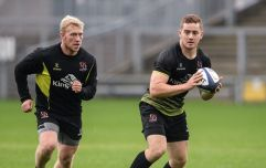 """Vast majority of Ulster Rugby Supporters Club """"disappointed"""" or """"appalled"""" with decision to sack Jackson and Olding"""