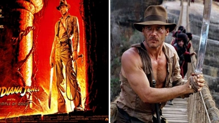 Here S Why Indiana Jones And The Temple Of Doom Is