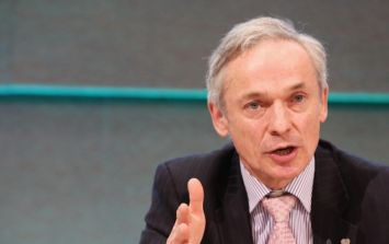 Richard Bruton appointed as Minister for Communications