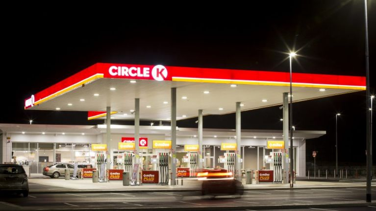 Circle K will be giving away €500,000 worth of free stuff to celebrate one year in Ireland