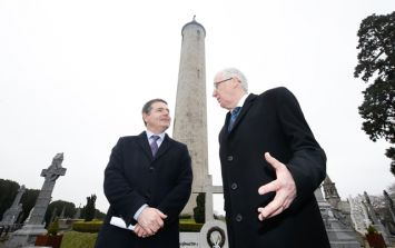 Iconic Dublin tower re-opens to the public for the first time in 47 years at Glasnevin Cemetery
