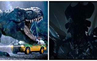 QUESTION: What is your favourite movie monster?