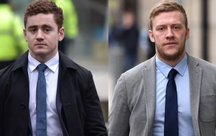 Paddy Jackson and Stuart Olding release statements after being sacked by Ulster and the IRFU