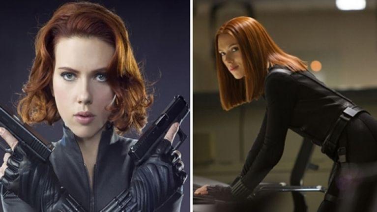 Scarlett Johansson is teasing details about a standalone Black Widow film