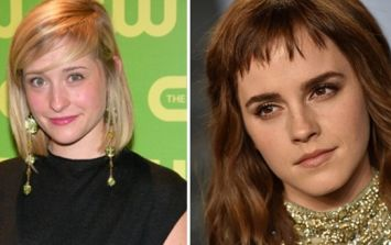 It appears that Smallville actress Allison Mack tried to recruit Emma Watson for her alleged sex cult