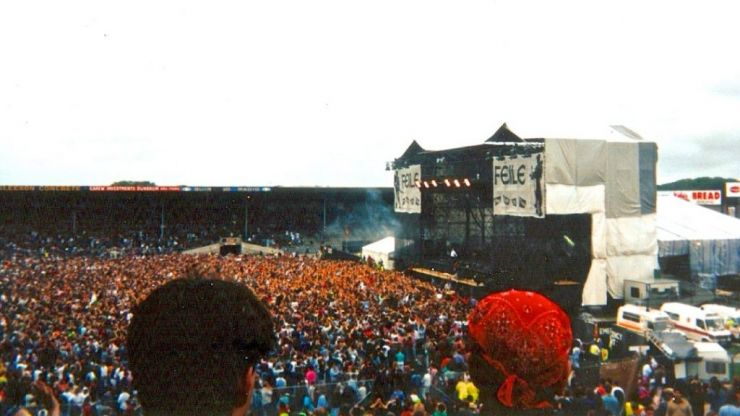 PICS: Photos from Féile '92 — a look back at the daddy of Irish music festivals