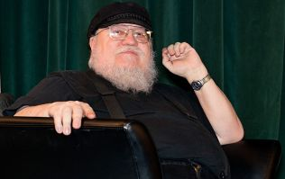 """George R. R. Martin is now officially """"in hiding"""" until he finishes The Winds Of Winter"""