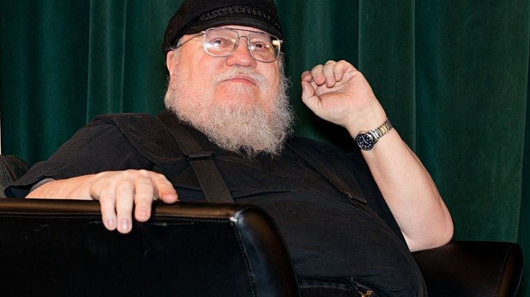 George RR Martin confirms a new Game of Thrones book will be released this year