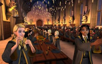 Harry Potter fans are flipping out over the new mobile game Hogwarts Mystery