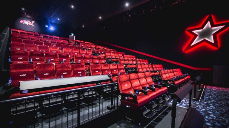 Here S What It S Like To Watch A Film In 4dx The Brand