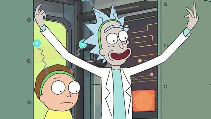 Confirmed: The future of Rick & Morty is bright, as a further 70 episodes have been ordered