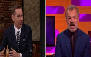 Here's who's on the Late Late and the Graham Norton Show tonight