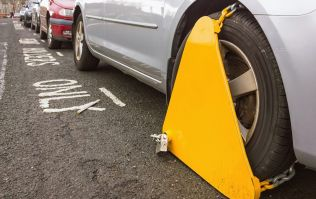 The 10 worst clamping blackspots in Dublin for 2017 have been revealed