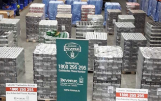 25,000 litres of smuggled beer with retail value of €105,000 seized at Dublin Port