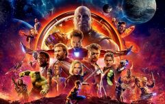 A cryptic image posted by the creators of Avengers: Infinity War has fans losing their minds