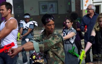 U.S. police task forces set up to crack down on 'city-wide paintball wars'