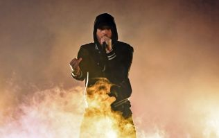 Eminem questioned by Secret Service over Trump lyrics