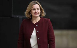 British Home Secretary Amber Rudd has resigned