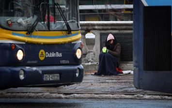 Record decrease in the number of people sleeping rough in Dublin recorded in last six months