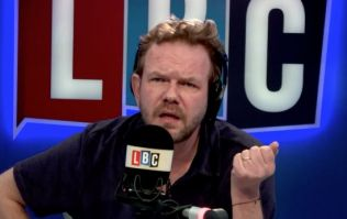 WATCH: James O'Brien's furious response to the suggestion that Irish people should be microchipped to solve border issue