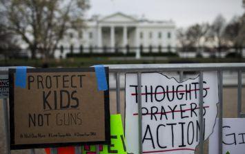 17-year-old student shot during anti-gun violence walkout in Florida