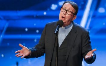 WATCH: Simon Cowell calls the Irish priest on Britain's Got Talent 'one of my favourite ever auditions'