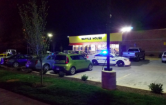 At least three people have been killed by a 'naked gunman' in Nashville restaurant