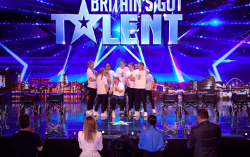 WATCH: Manchester attack survivor left everyone in tears on Britain's Got Talent