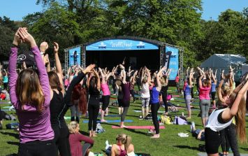 COMPETITION: Win 2 tickets to WellFest and €100 worth of gym gear