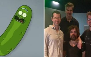 Game of Thrones stars have recorded a Rick and Morty commentary and it's geek heaven