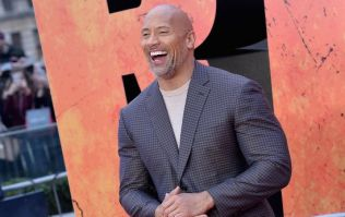 The Rock posts heartfelt message as he welcomes his new baby daughter into the world