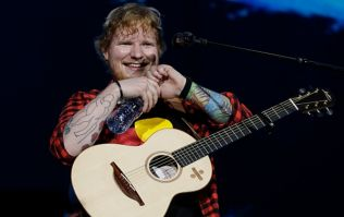 Ed Sheeran makes sizeable donation to Galway charity