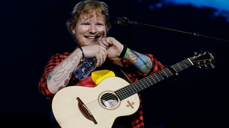 Ed Sheeran will play Ed Sheeran in a new film about Ed Sheeran from the director of Trainspotting