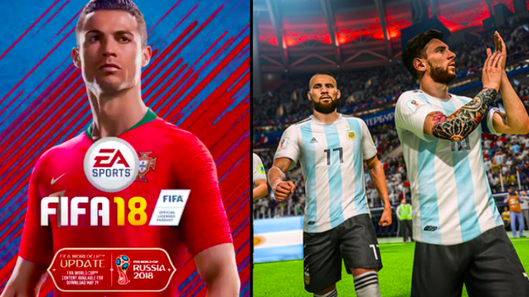 125505ce2 EA Sports announce FIFA 18 World Cup mode