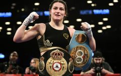 There's a new documentary about Katie Taylor being released and it sounds excellent