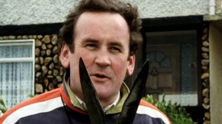 QUESTION: What is the single greatest moment in Irish cinema history?