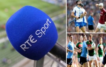 Here are all the GAA Championship games that RTÉ will be showing live