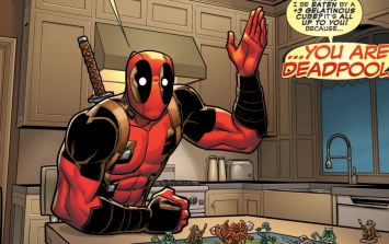Deadpool is starring in his own Choose Your Own Adventure book