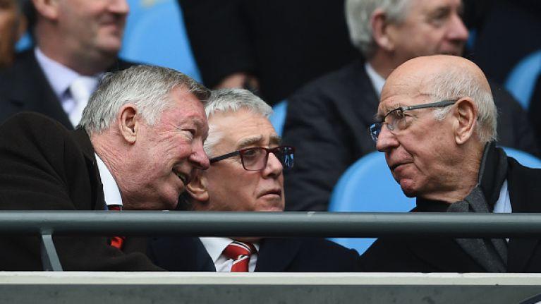 "Man City player puts ""fan"" in his place after Alex Ferguson comment"
