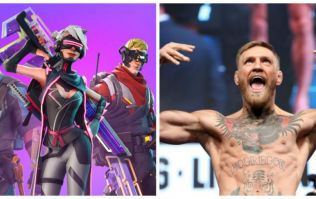 Fortnite players think they have discovered a new addition that is basically Conor McGregor