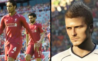 New trailer (featuring David Beckham) unveiled and release date confirmed for PES 2019