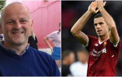 Jordan Henderson sends classy letter to Sean Cox's GAA club on behalf of Liverpool teammates