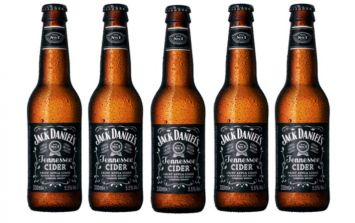 Jack Daniel's are now selling whiskey cider in Ireland