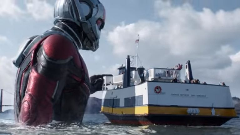 #TRAILERCHEST: Here's how Ant Man and The Wasp fits into the Infinity War timeline