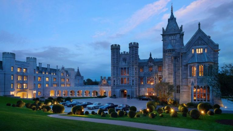 the best hotels in ireland have been revealed joe is the voice of