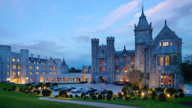 PICS: Irish hotel named among the best in the world by Condé Nast Traveler